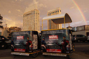 Marvel – The Marvel Experience Campaign