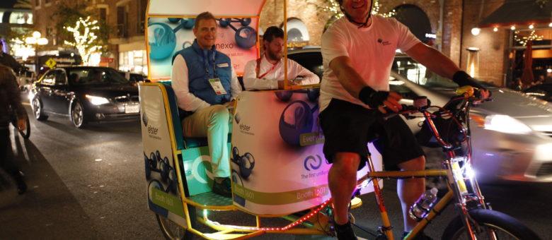 Elster Pedicab Campaign