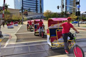 Novartis – Gilenya Pedicab Campaign