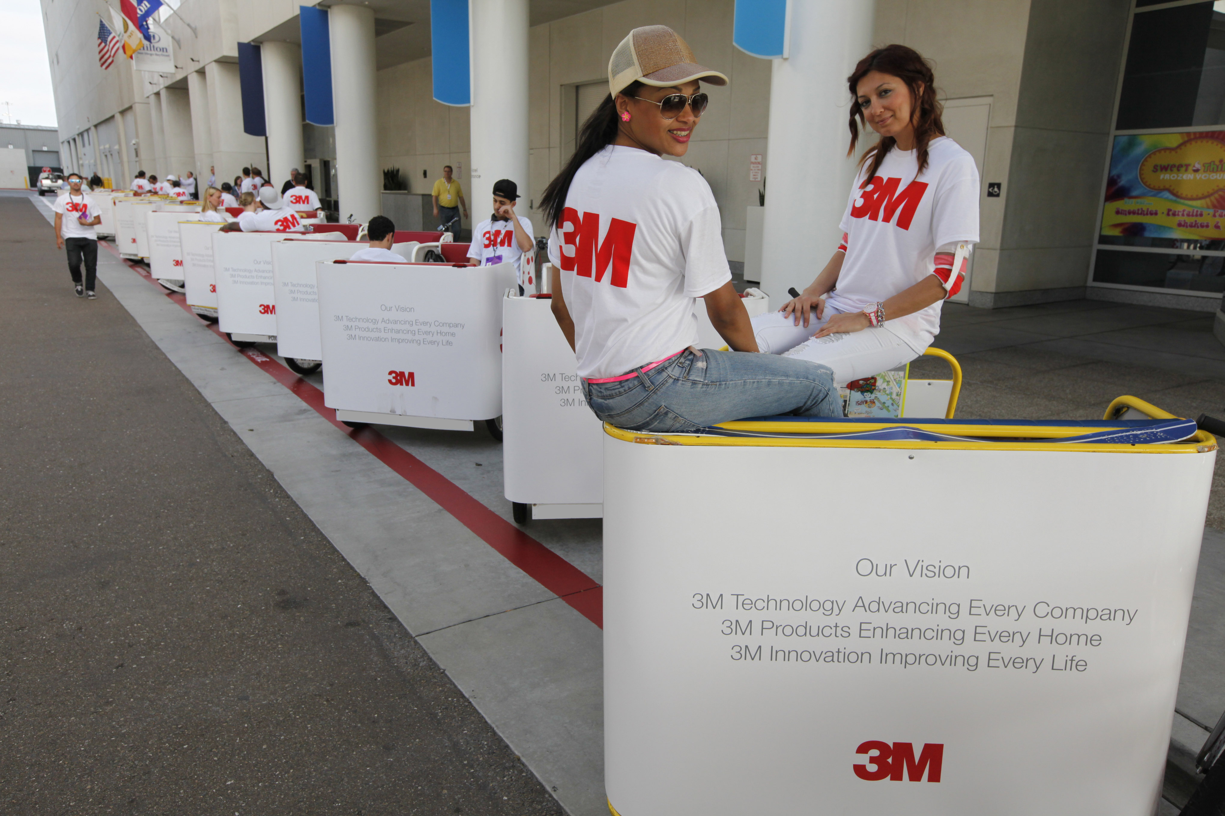 the 3m company See the company profile for 3m company (mmm) including business summary, industry/sector information, number of employees, business summary, corporate governance, key executives and their.