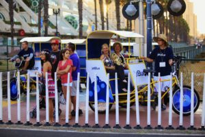 Jetblue Airways – GBTA 2013 Convention Pedicabs