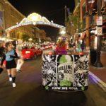 Rolling Rock Pedicab Campaign